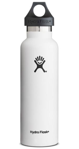 Hydro Flask Standard Mouth 620 ml White